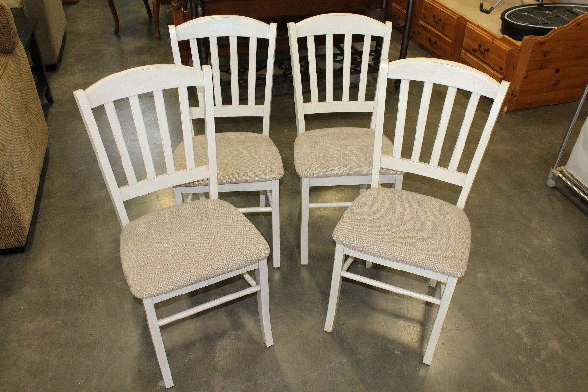 white dining chairs set of 4 lewis and clark folding chair