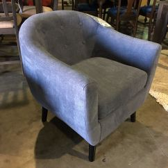 Blue Accent Chairs For Living Room Chair Cover And Sash Hire Essex Light Upholstered Able