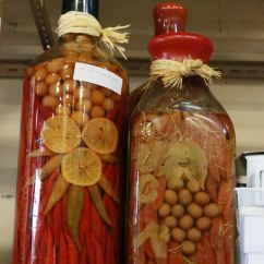 Decorative Glass Jars For Kitchen Inexpensive Makeovers Three Big Valley Auction