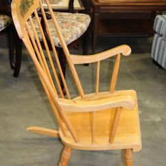 Maple Rocking Chair Bamboo Director S Chairs Uk