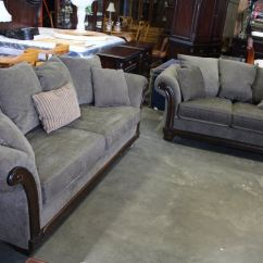 Luxury Sofa Throw Pillows Dual Reclining Big Lots Upolstered Rolled Arm Designer And Loveseat