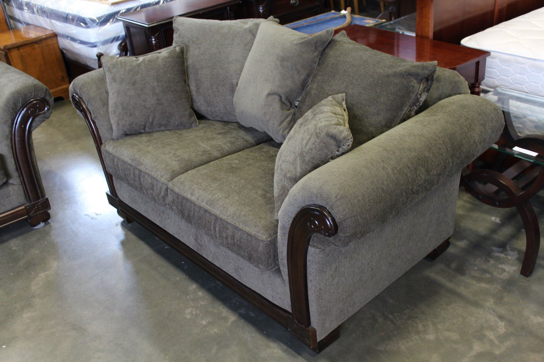 rolled arm sofa nz with chaise upolstered designer and loveseat lots