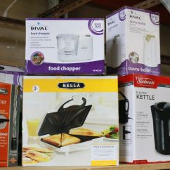 Big Lots Kitchen Appliances Carts Lot Of As New Valley Auction