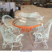 (2) PATIO TABLE AND CHAIR SETS - Rod Robertson Enterprises ...