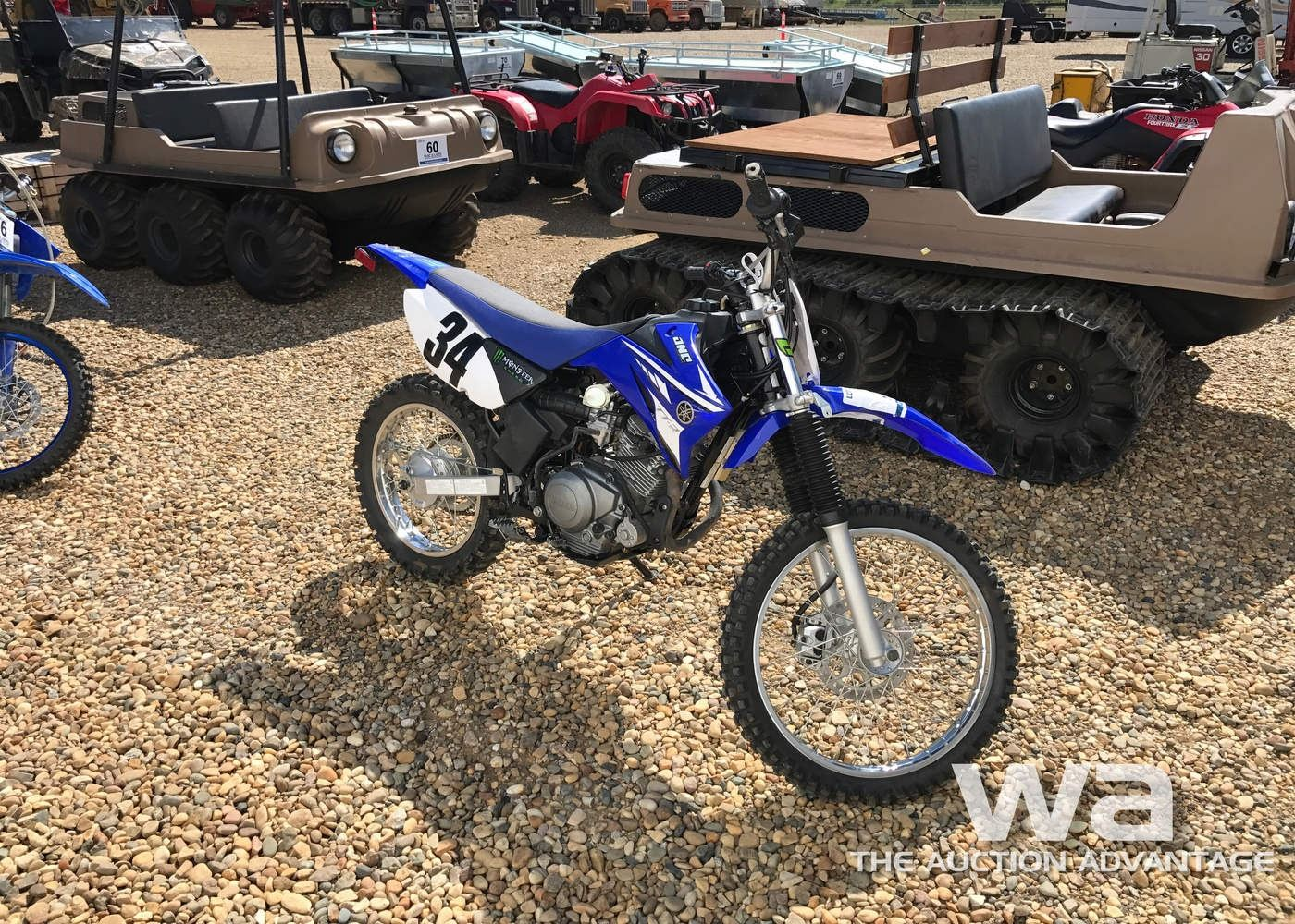 small resolution of  image 2 2008 yamaha ttr 125l motorcycle