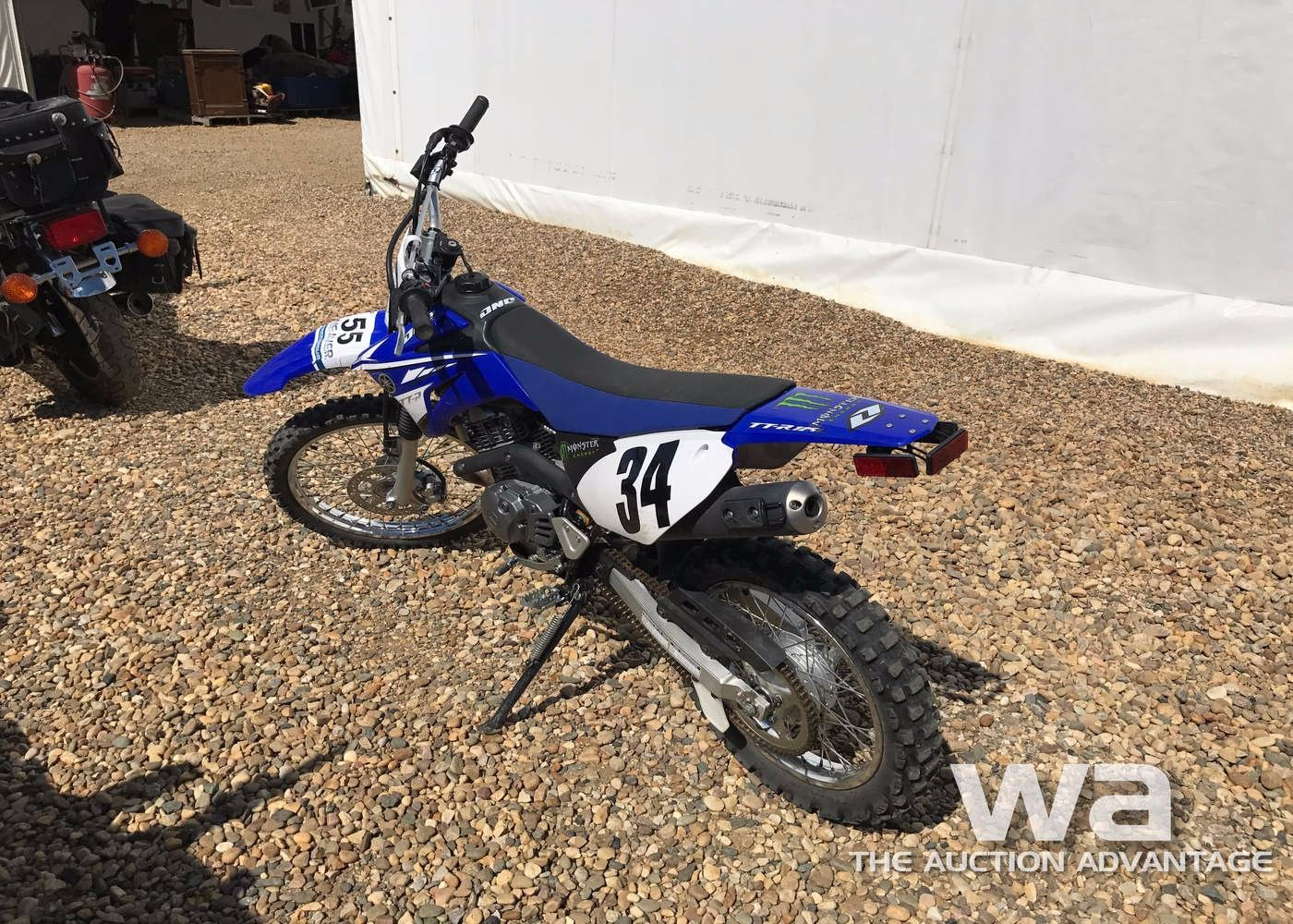 small resolution of  image 4 2008 yamaha ttr 125l motorcycle
