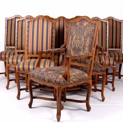 Ethan Allen Dining Room Chairs Cheap Leather Wingback Chair Set Image 1
