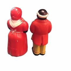 Aunt Jemima Kitchen Curtains Remodeling Your Antique Salt And Pepper Shakers Best 2000