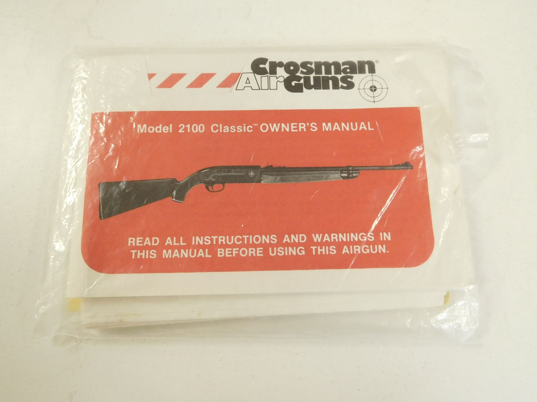 medium resolution of  image 3 crosman 2100 classic 177 pellet air rifle