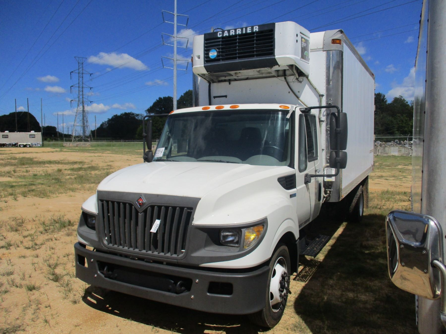 medium resolution of image 1 2012 international terra star box truck vin sn 1htjsskk8cj623733
