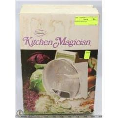 Kitchen Magician Cotton Rugs