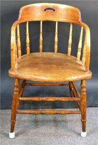 Saloon Chair Western Style c.1890