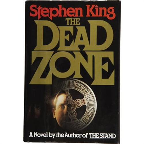 Image result for the dead zone by stephen king