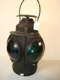 ADLAKE NON SWEATING RAILROAD SWITCH LAMP