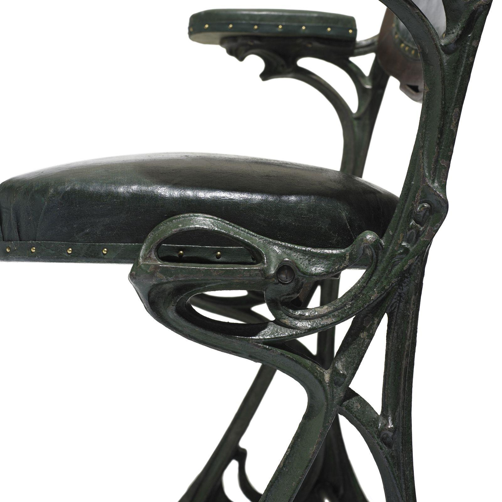 Hector Guimard Chair Humbert De Romans Concert Hall