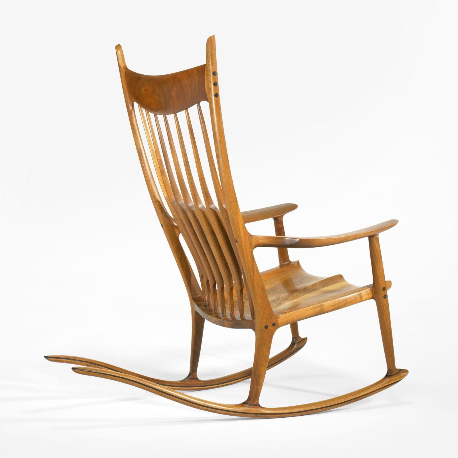 sam maloof chair plans colorful patio chairs rocker
