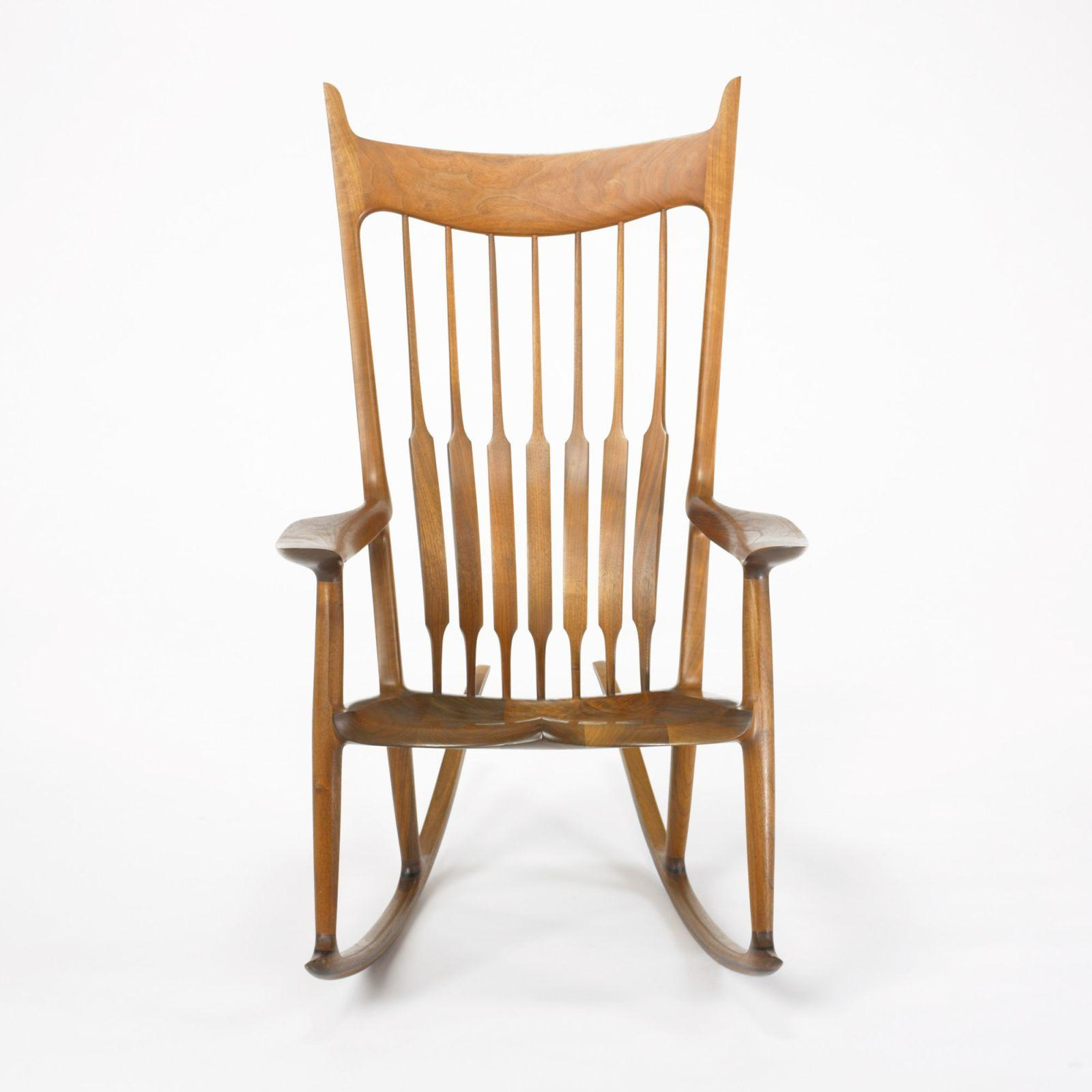 sam maloof chair plans pottery barn my first anywhere rocker