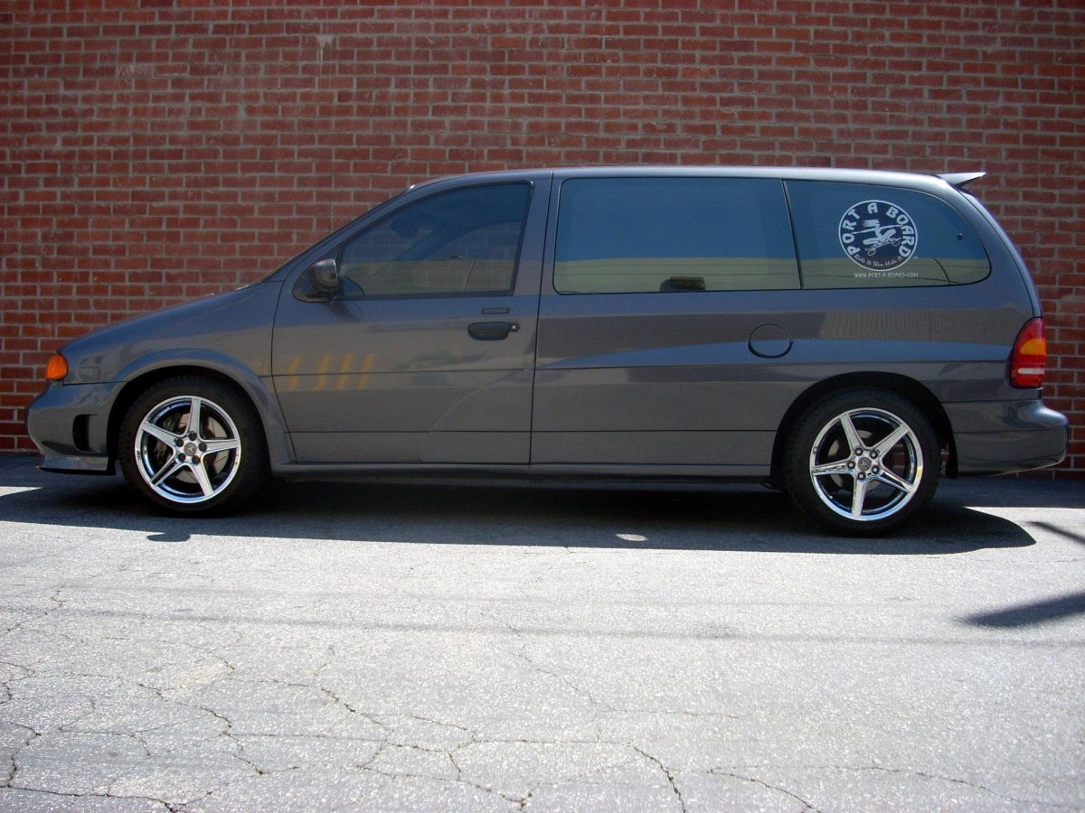 image 5 1996 ford windstar van celebrity owned by tim allen  [ 1200 x 900 Pixel ]