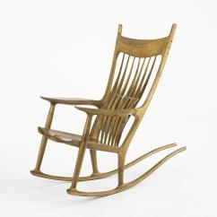 Sam Maloof Chair Plans Neck And Back Massage In The Manner Of Rocker