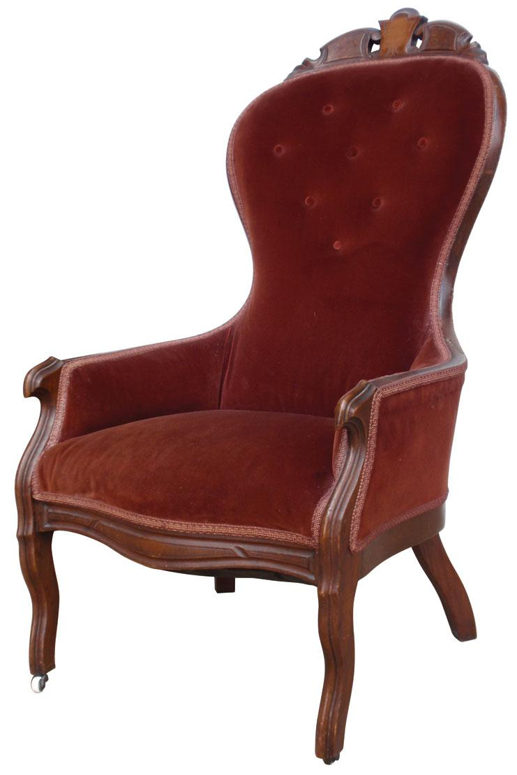 high backed chair best type of after back surgery victorian original to the belvedere house next door image 1