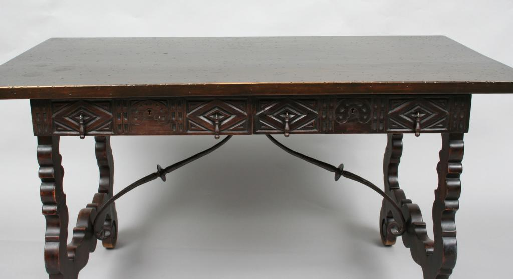 Spanish Colonial Style Desk