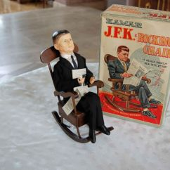 Kennedy Rocking Chair Bedroom Small Jfk In Wind Up Toy