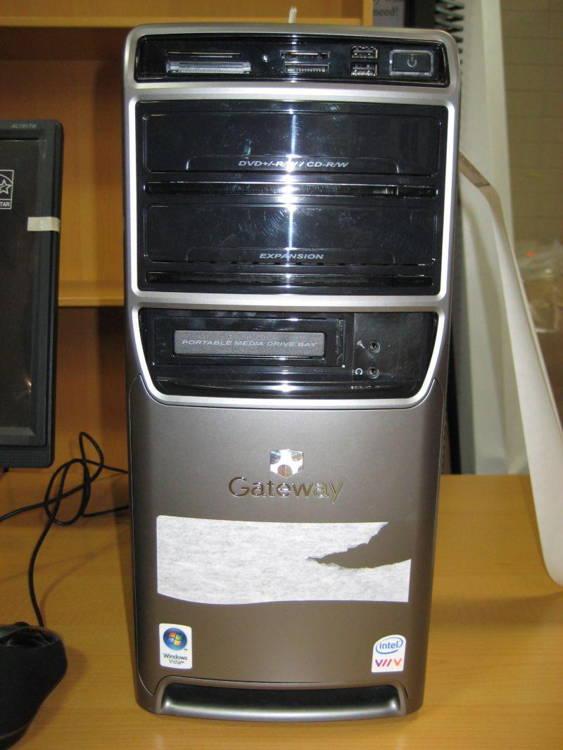 Gateway Intel Pentium D Computerdual Core