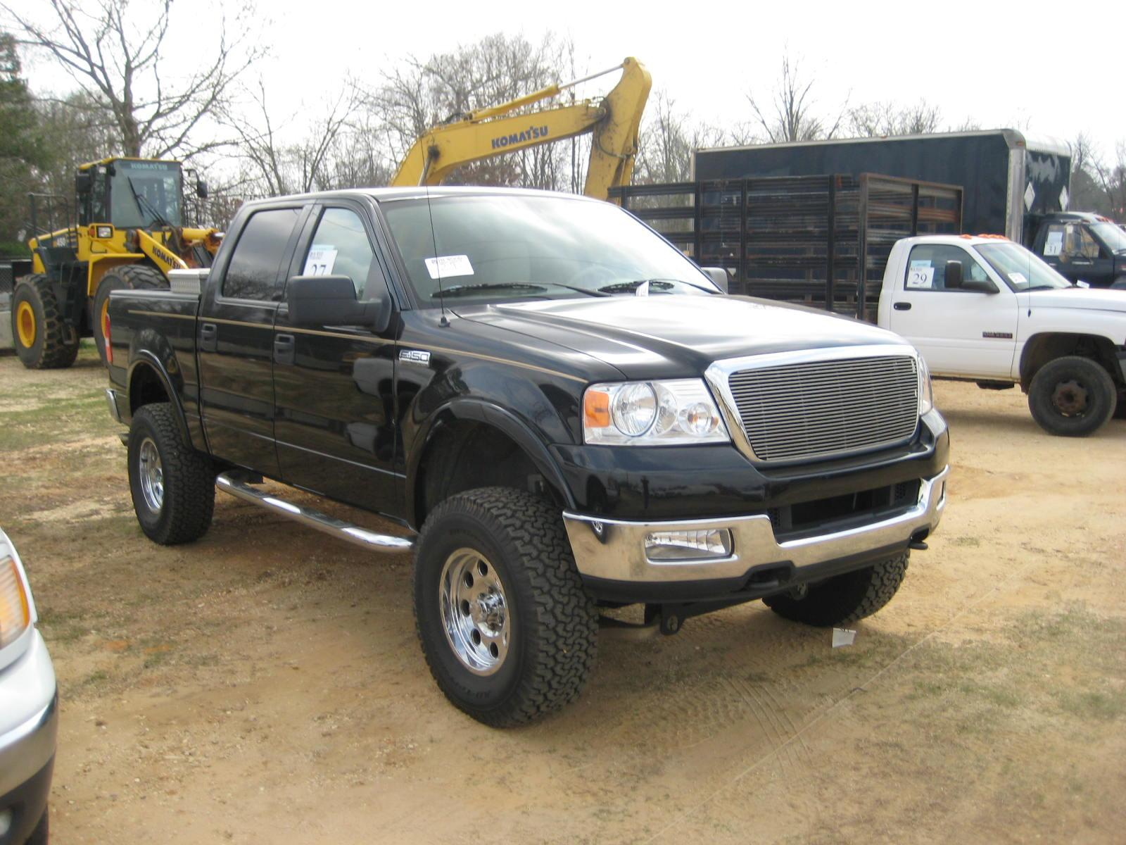 small resolution of image 1 2004 ford f150 lariat 4x4 pickup