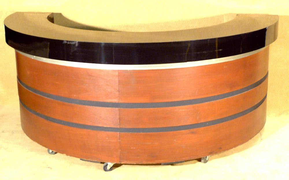 Reception Desk Half Circle