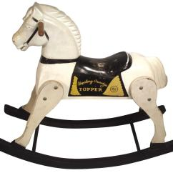 Horseshoe Rocking Chair Antique Birthing For Sale Plans To Build Horse Pdf