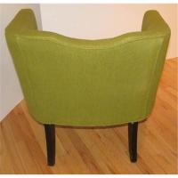 Mid Century Modern Upholstered Arm Chair