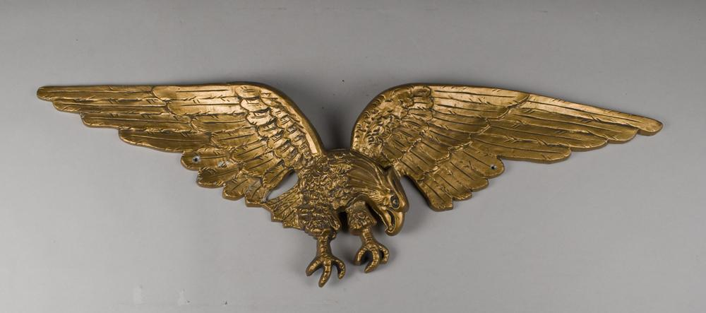 American Eagle, Over the Door Decoration