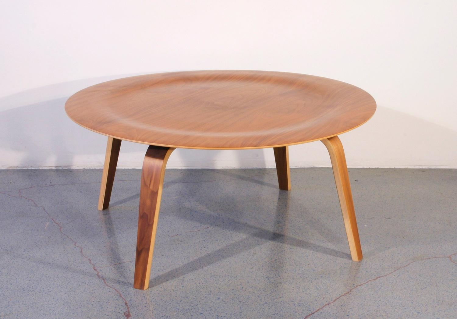 Charles and Ray Eames coffee table 2005