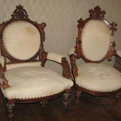 Throne Chairs For Rent Wedding Chair Covers Galway Antique King And Queen | Furniture