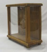 Brighton Wood and Glass Display Case