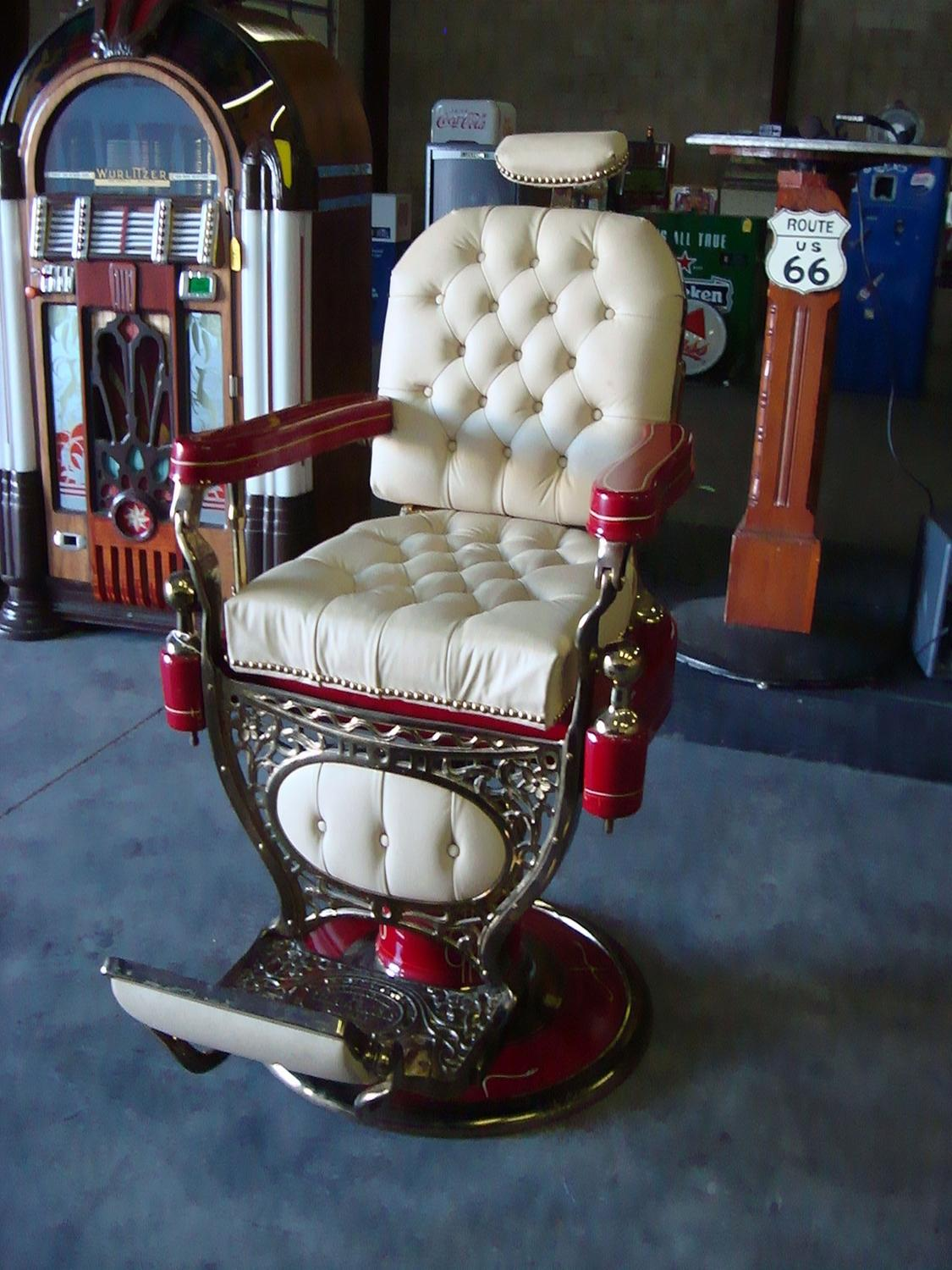 Barber Chair Parts The Finest Barber Chair On Planet Earth Drake Hotel