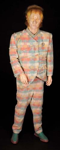 Ethan Phillips Neelix costume from Star Trek: Voyager