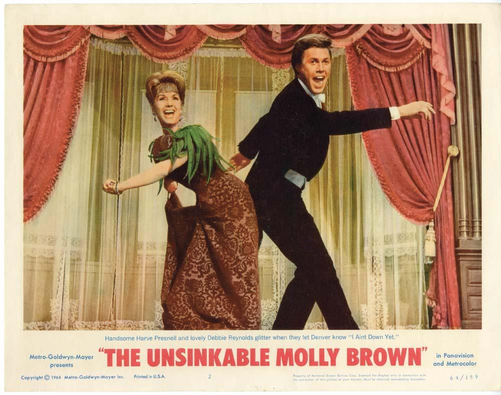Image result for the unsinkable molly brown 1964