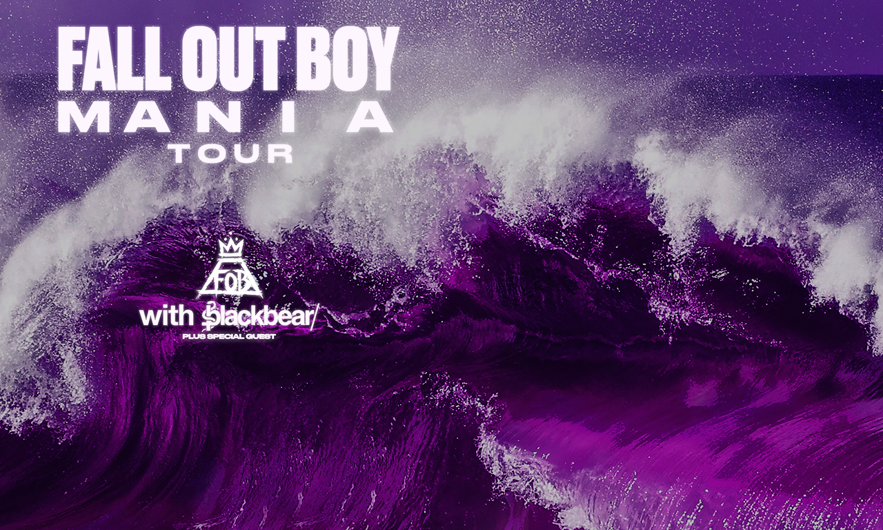 Fall Out Boy Wallpaper Mania Fall Out Boy Upcoming Shows Live Nation