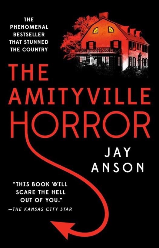 the amityville horror av jay anson