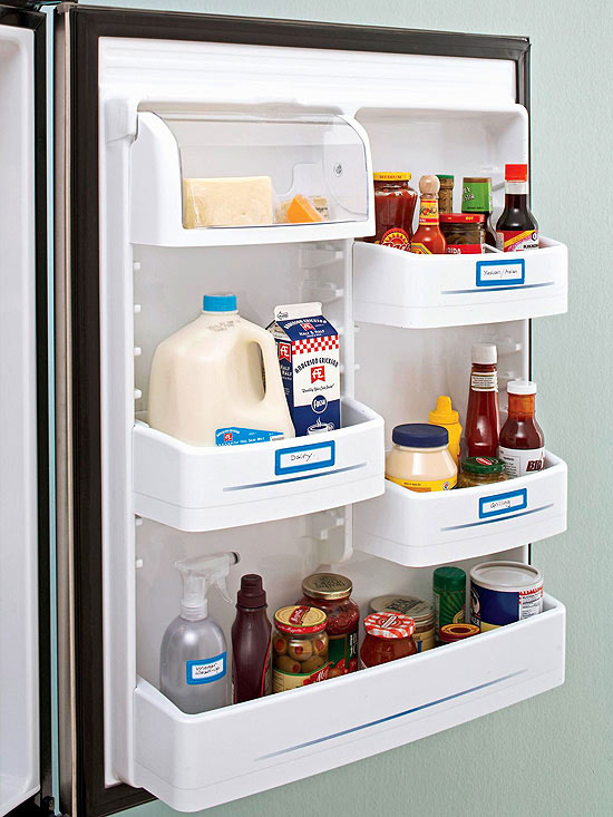 14 Genius Hacks For A Perfectly Organized Refrigerator