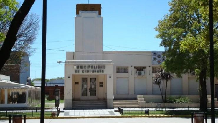 Municipalidad de Carcarañá.
