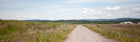 väg-panorama