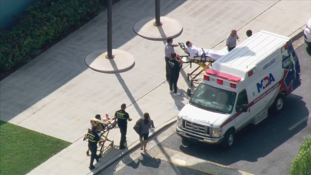 7 students fall ill after ingesting substance at Paul W