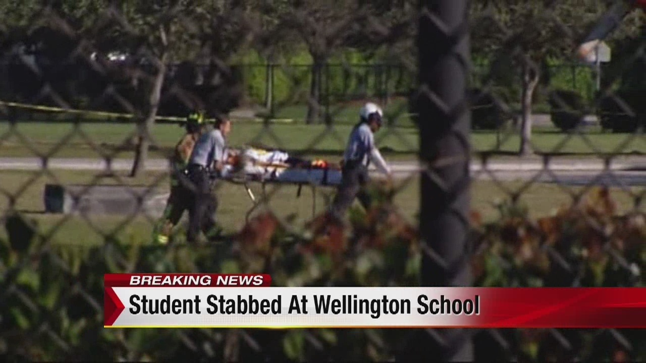 8thgrade student stabbed at Polo Park Middle School