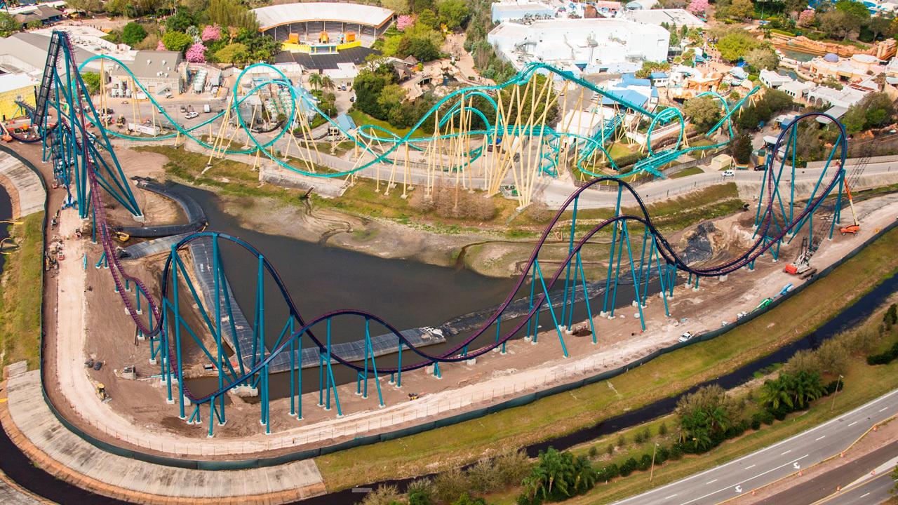 Virginia Beach Roller Coaster