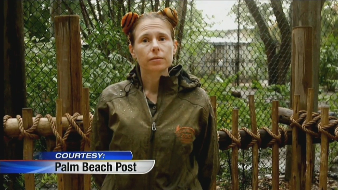 Woman killed in Palm Beach Zoo tiger attack didnt have