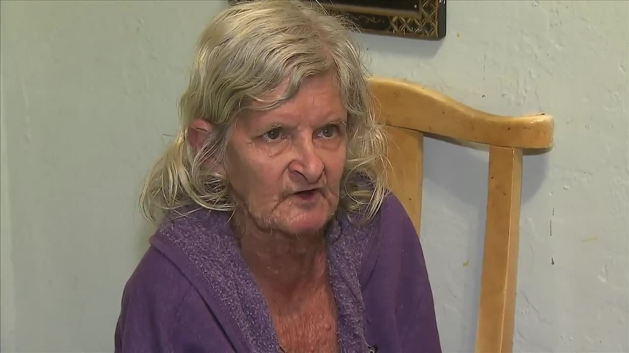 73yearold woman tied up robbed in Dania Beach home