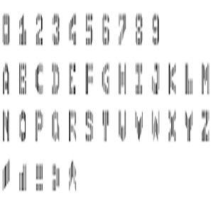 Télécharger Morovia MICR CMC-7 Fontware pour Windows