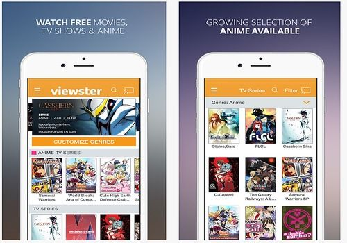 Tlcharger Viewster  Films TV  Anime  iOS  App Store
